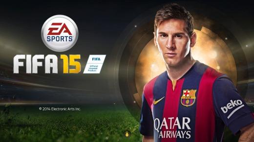 FIFA 15 Intros