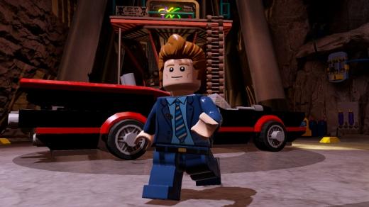 El famoso presentador Conan O'Brien será uno de los personajes y pondrá su voz
