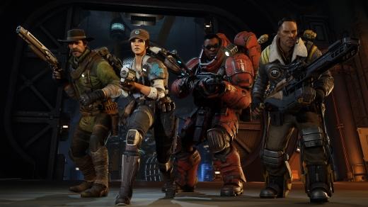 Con este grupo de personajes disponible, ¡vamos a darle caña al bicho!