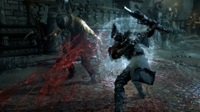 Bloodborne. Tráiler Undone by the Blood